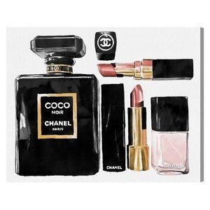 Oliver Gal *Coco Essentials* print